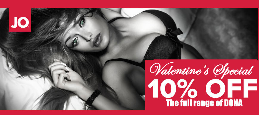 Dona Adult Toys 10% off