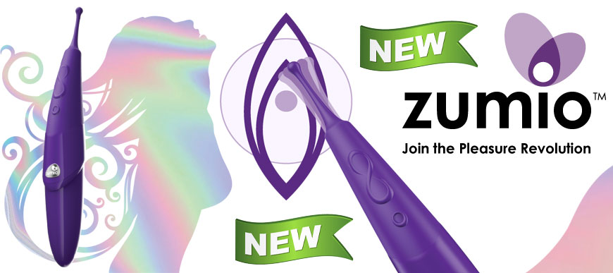 Zumio - Join the Pleasure Revolution!