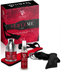 Red Room Serve Me Limited Edition Kit