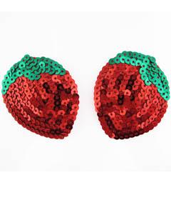 NIP015 - Strawberry Nipple Pastie