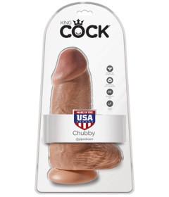 King Cock Chubby Flesh