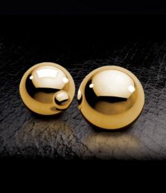 FF Ben-Wa Balls Gold