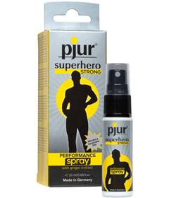 pjur Superhero Strong 20ml
