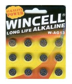 Wincell LR44 12pk