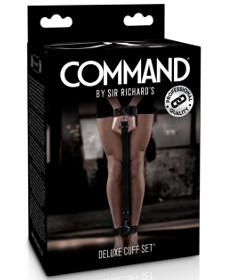 SR Command Deluxe Cuff Set