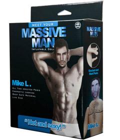 Massive Man Doll - Mike L