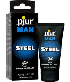 pjur MAN Steel Gel 50ml