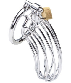 Bird Cage Chastity Device 40mm Ring