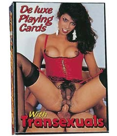 De Luxe Cards - Transexuals