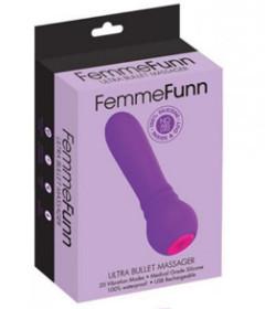 Femme Fun Ultra Bullet Purple