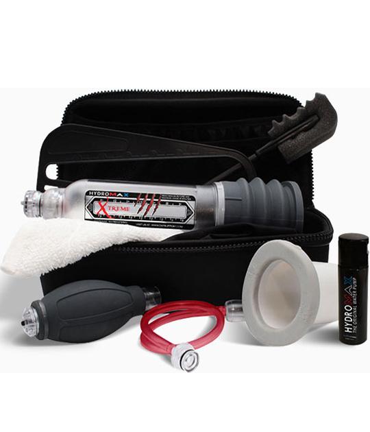 Bathmate Hydromax X30 Pump Kit Clear