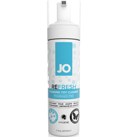 System JO Unscented Anti-Bacterial Foaming Toy Cleaner 207ml