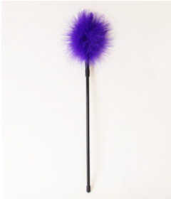Fluffy Tickler Purple