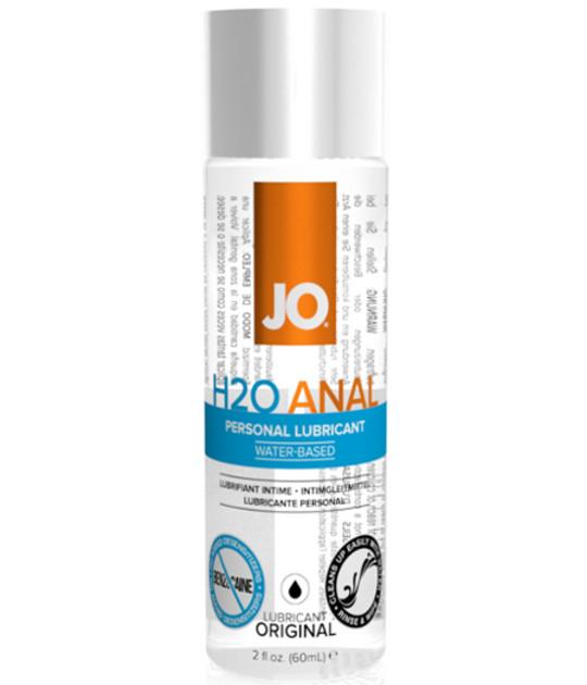 System JO - H2O Anal Lubricant 60ml