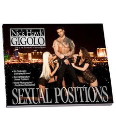 Nick Hawk Sexual Positions Book