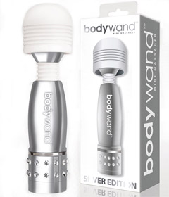 Bodywand Mini Silver Edition