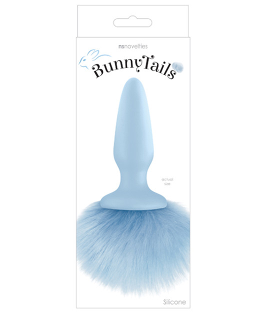 Bunny Tails Blue