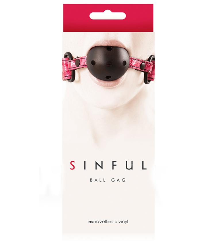 Sinful - Ball Gag