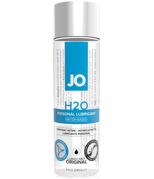 System JO - H2O Lubricant 240ml