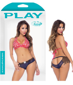 PLAY Saddle Up Cowgirl Set SM
