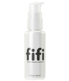Fifi Water Based Lubricant 80ml