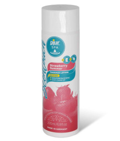 Pjur Spa ScenTouch 200ml Strawberry