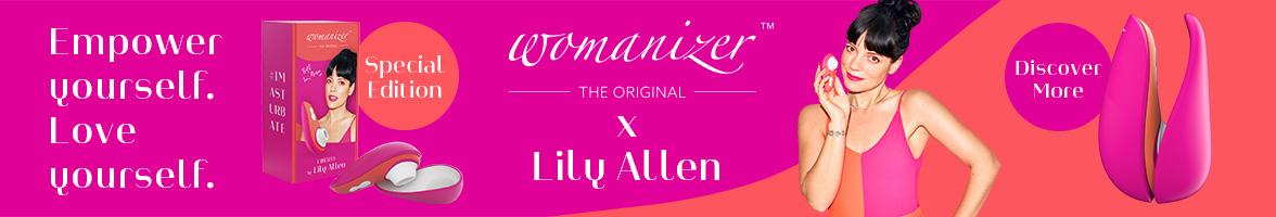 Lily Allen Womanizer