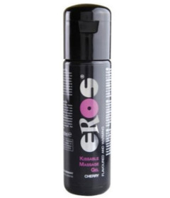 EROS Massage Gel Cherry 100ml
