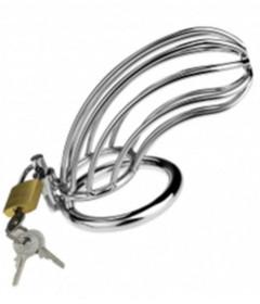 Metal Chastity Bird Cage Cockcage