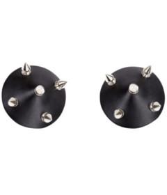 NIP032 Nipple Silver Stud