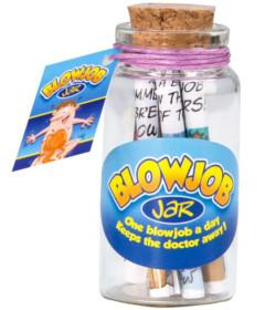 Blowjob Jar