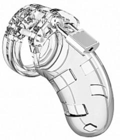 MANCAGE Model 1 - Chastity Clear 9cm