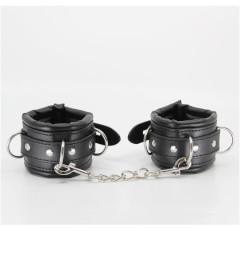 B-HAN18BLK Black Padded Cuffs