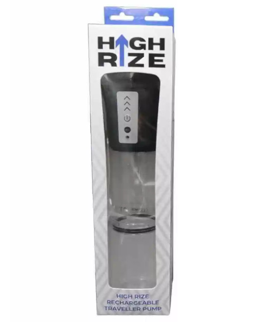 High Rize Rechargeable Traveller Pump