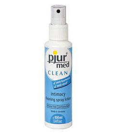 Pjur Med Anti-Bacterial Clean Spray