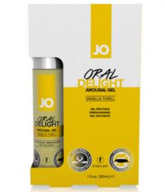 JO - Oral Delight Arousal Gel Vanilla