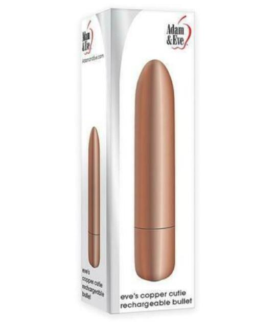 A&E Copper Cutie Rechargeable Bullet