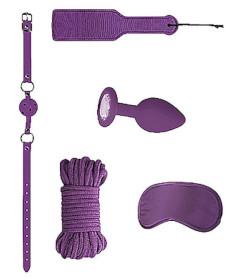 OUCH Intro Bondage Kit 5 Purple