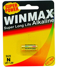 Winmax N Size Battery