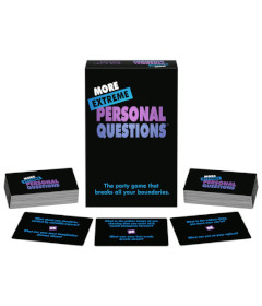 More Extreme Personal Questions Game