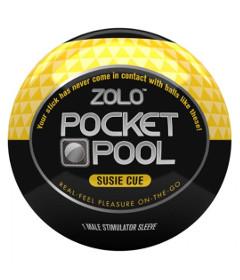 ZOLO Pocket Pool Susie Cue