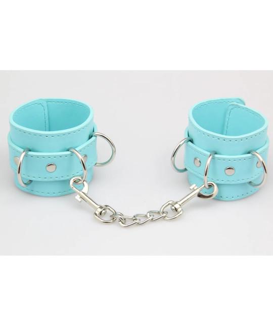 B-HAN22 Baby Blue Cuffs
