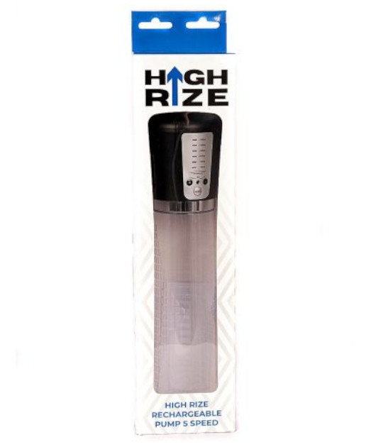 High Rize Rechargeable 5 Speed Pump