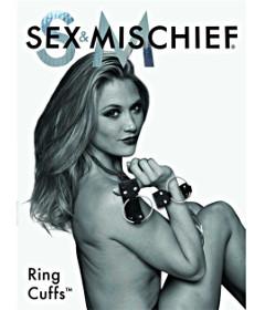 S&M Ring Cuffs