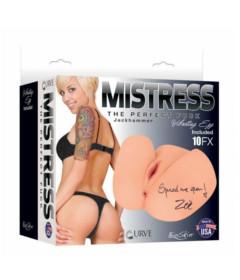 Mistress Zoe - 10 X Jackhammer Butt
