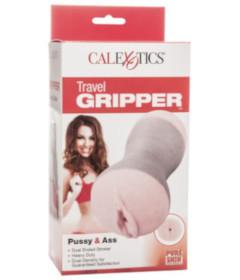 Travel Gripper Pussy & Ass - Pink