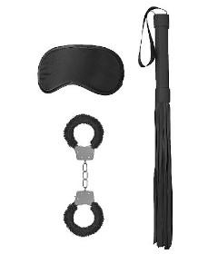 OUCH Intro Bondage Kit 1 Black