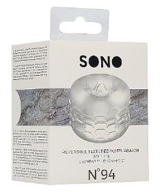 SONO No 94 Reversible Textured Masturbator