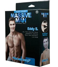 Massive Man Doll - Eddy S