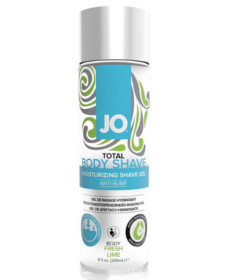 JO Total Body Anti-Bump Shaving Fresh Lime